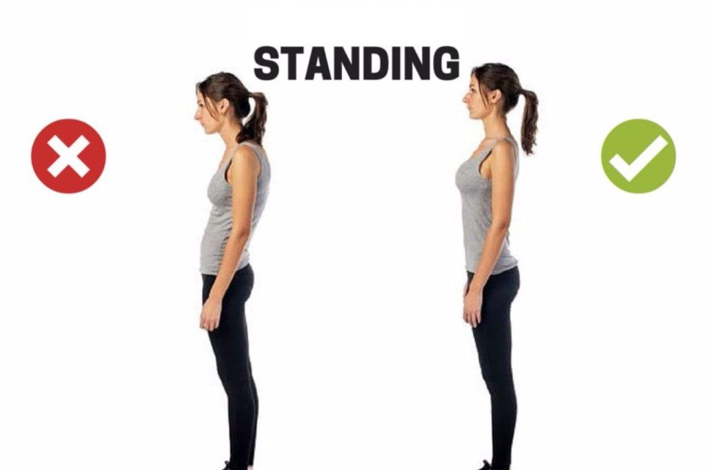 body posture better look