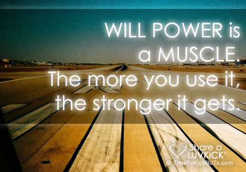 will power book