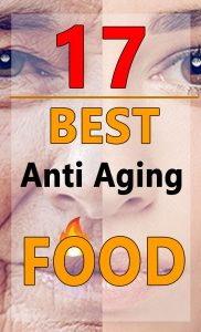 BEST FOOD FOR ANTI AGING