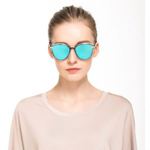 Women Round Sunglasses